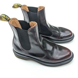 DOC MARTENS Flora Chelsea Ankle Boots